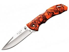 Buck Bantam BHW Camo Orange Head Hunterz