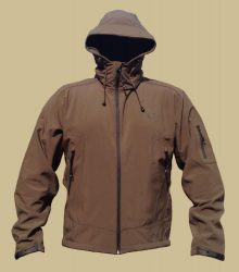 CHEVALIER Tycoon Soft Shell kabát