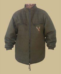 Polár kabát extra méret