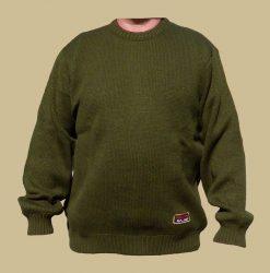 Kötött thermo pulóver extra méret