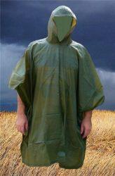Poncho esővédő