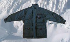 Kabát vászon téli
