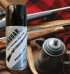 Jaguar fegyverolaj spray 125 ml