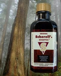 Scherell's agyfaápoló olaj