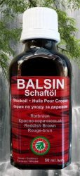 BALLISTOL Balsin agyfaápoló olaj