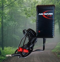 Akkutöltő ANSMANN AC 48