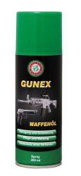 fegyverolaj, Gunex 2000 spray 200ml