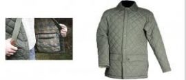 Kabát Fitted Quilted L