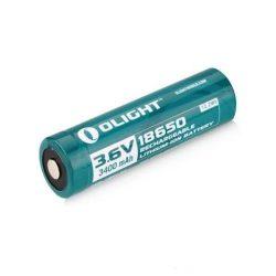Olight 18650 Litium-ion akku 3400mAh