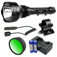 Olight M3X 2014 Magyar vadász LED lámpa szett