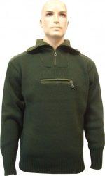 Erdész pulóver