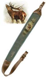 Puskaszíj-vállpánt szarvas