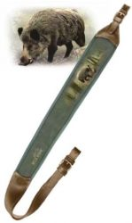 Puskaszíj-vállpánt vaddisznó