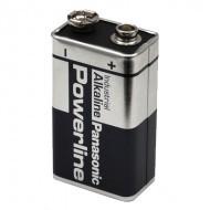 Panasonic 9V Powerline alkáli elem