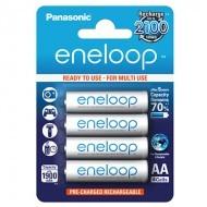 Panasonic eneloop akkumulátor 1900mAh 4db