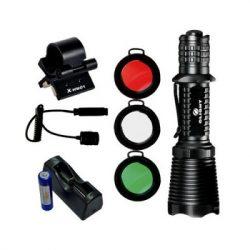 Olight M22 Magyar vadász LED lámpa szett