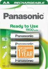 PANASONIC AA 4db 1900 mAh Ready To Use
